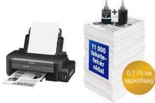 Nyomtatók - Olcsó lapköltség 3 év garancia