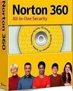 NORTON 360 3.0 IN CD 1 USER 3 PC UPG 20005757 fotó