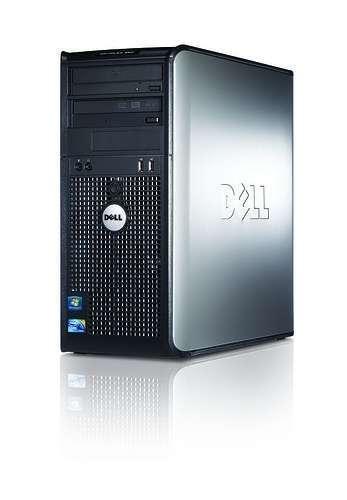 Akció 2011.05.02-ig  Dell Optiplex 380MT számítógép C2D E7500 2.93GHz 2GB 500GB FD 4ÉV (4 é
