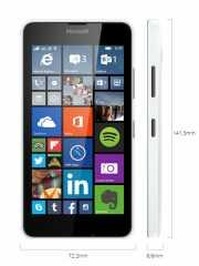 Black Friday 2015: Dual SIM mobiltelefon Microsoft Lumia 640 fehér laptop