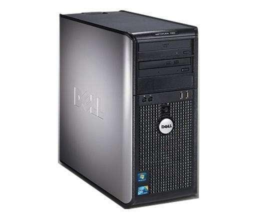 Akció 2010.12.27-ig  Dell Optiplex 780MT számítógép C2D E8400 3GHz 2GB 320GB FreeDOS ( HUB
