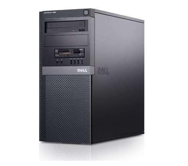 Akció 2011.02.07-ig  Dell Optiplex 960MT számítógép C2D E8400 3GHz 2GB 2x250GB W7P 4ÉV (4 é