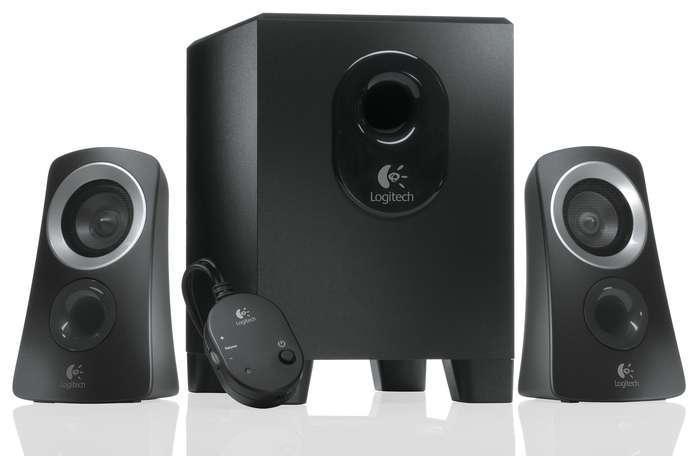 Akció 2010.12.13-ig  Speaker Logitech Z313 2.1 speaker / 25 W RMS hangszóró