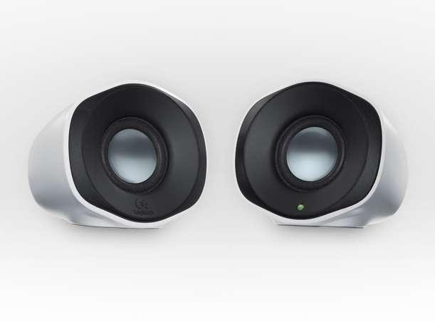 Akció 2012.04.24-ig  Logitech Stereo Speakers Z110