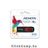 ADATA 16 GB USB 2.0 fekete flash