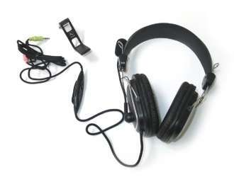 Akció 2012.07.31-ig  Fejhallgató+mikrofon A4Tech hangerőszab.  (1 év)