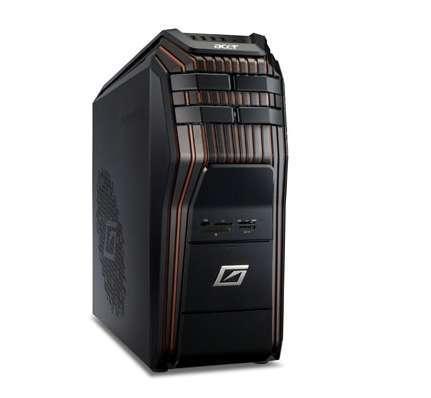 Akció 2011.09.06-ig  Acer Aspire Predator G5910 számítógép Core i5 2300 nV GTX550 2x2GB 2x1