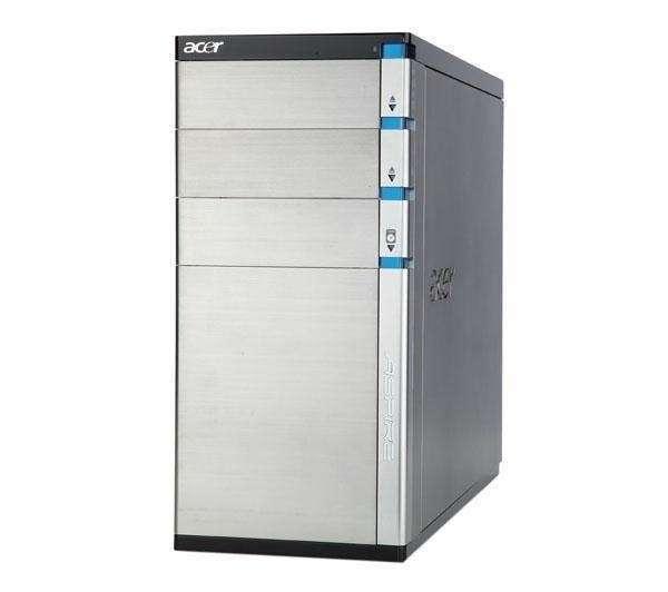 Akció 2011.04.18-ig  Acer Aspire M5910G számítógép Core i3 550 3.2GHz ATI HD5570 2x2GB 2x50