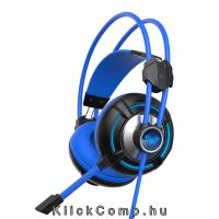 Gamer headset ACME Aula Spirit Wheel Gaming rezgős, mikrofonos fejhallgató AULA-SPIRIT-WHEEL fotó
