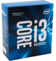 Intel Core i3-7100 processzor 3900Mhz 3MBL3 Cache 14nm 51W skt1151 Kaby Lake BOX NEW BX80677I37100 fotó
