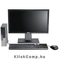 DELL Optiplex 7010 Desktop számítógép Intel Core i5 3470 3.2-3.6GHz, 6MB, Intel HD 2500, 1x4GB, 500GB 7.2 , W7Pro HU 64, W8.1 lic, DVD+ -RW, USB Optical mouse, USB UK keyboard, 3y NBD CA004D70108DT-11 fotó