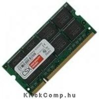 2GB DDR2 Notebook Memória 667Mhz 128x8 SODIMM memória CSX CSXO-D2-SO-667-2GB fotó