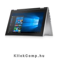 "Netbook Dell Inspiron 3158 mini notebook 2-in-1 11,6"" i3-6100U 4GB 500GB Win10 ezüst HU mini laptop DLL_Q1_4_W_214347 fotó"