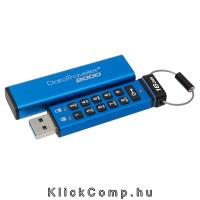 16GB PenDrive USB3.1 Kék Kingston DT2000 16GB Flash Drive DT2000_16GB fotó