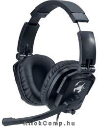 Fejlhallgató Gamer Vibrációs Mikrofonos Genius HS-G550 GENIUS-31710040101  fotó 7891bc37a5