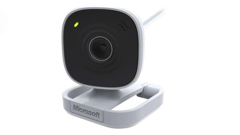Akció 2012.08.22-ig  Microsoft LifeCam VX-800 USB Black webkamera (2 év gar)