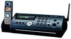 Akció 2011.01.11-ig  Panasonic KX-FC228HG-T normál papíros DECT Fax ( Szervizben 1 + 1 év g