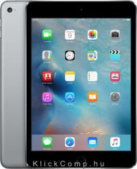 Akció 2016.10.10-ig  Apple iPad mini 4 16 GB Wi-Fi asztroszürke Tablet-PC