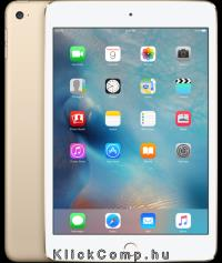 "APPLE iPad Mini 4 7,9"" 128GB WiFi - Arany MK9Q2 fotó"