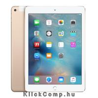 Apple iPad Air 2 32 GB Wi-Fi + Cellular (arany) MNVR2 fotó