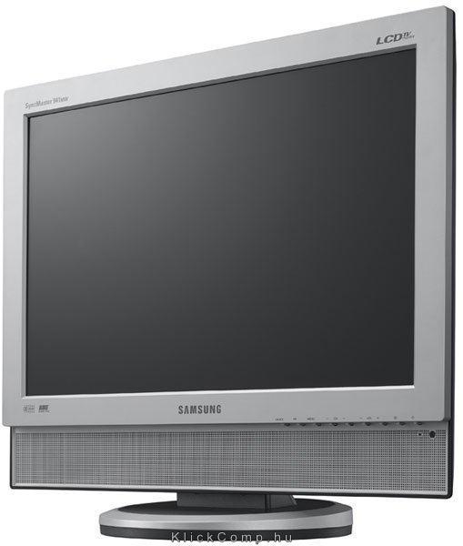 Akció 2010.12.13-ig  Samsung 941MW 19  wide TFT-LCD monitor/TV ( Szervizben 3 év gar.)