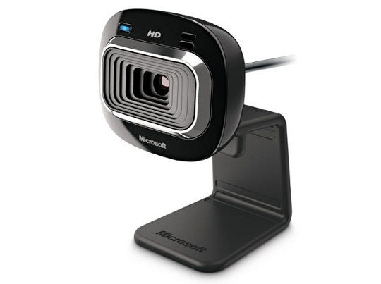 Akció 2012.04.24-ig  Microsoft LifeCam HD-3000 Windows  USB Port ER Hdwr CD