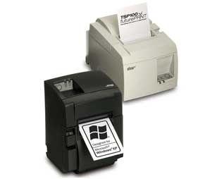 Akció 2011.02.28-ig  STAR TSP100 ( POS nyomtató) BlokkNyomtató, USB ( Szervizben 1 év gar.)