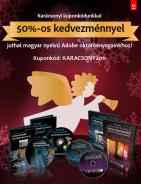 Adobe oktatóanyag 50%-os kedvezménnyel!