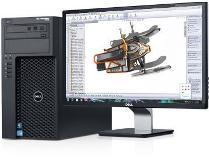 Dell CAD PC, grafikus munkaállomás Akció