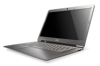 Acer S3 - az Acer első Ultrabookja