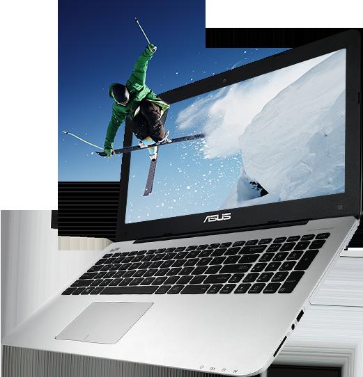 Asus X555LB Színes Notebook - Magával ragadó szépség és teljesítmény