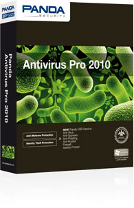 Letöltés: Panda Antivirus Pro 2010