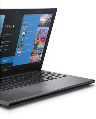 Dell Inspiron 15 3000 laptop opcionális érintőképernyővel - Szórakozás felsőfokon. Remek funkciók