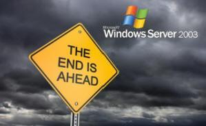 2015. július 14. Windows Server 2003 támogatásának vége